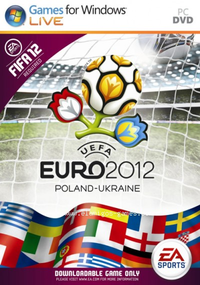 Download FIFA 12 UEFA EURO 2012