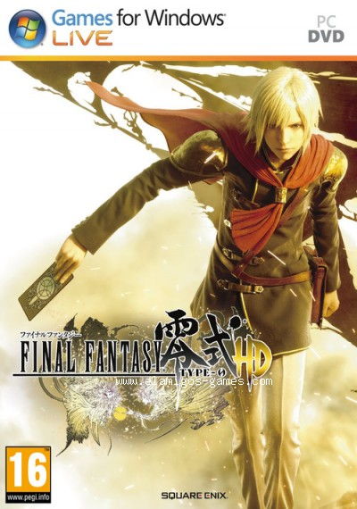 Download Final Fantasy Type-0 HD