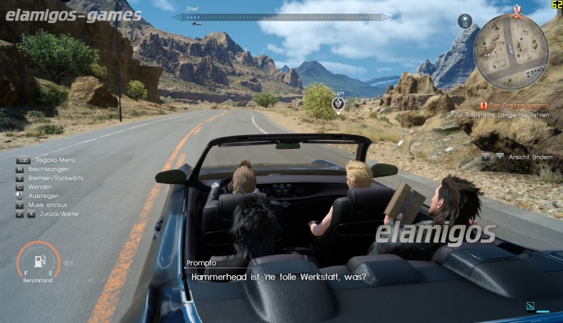 Download Final Fantasy XV Windows Edition