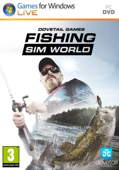 Download Fishing Sim World Deluxe Edition