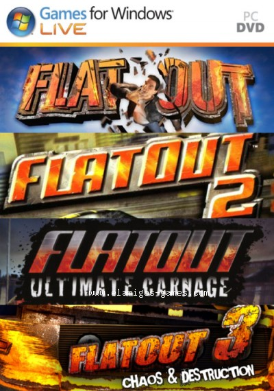 Download FlatOut Complete Pack