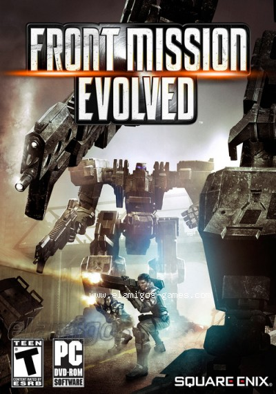 Download Front Mission Evolved [PC] [MULTi7-ElAmigos