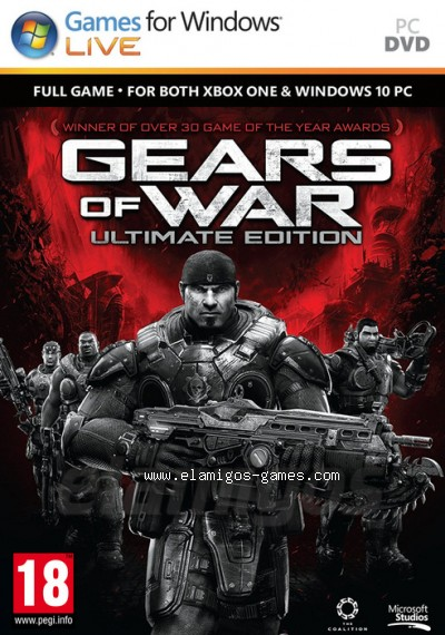 Download Gears of War: Ultimate Edition [PC] [MULTi11