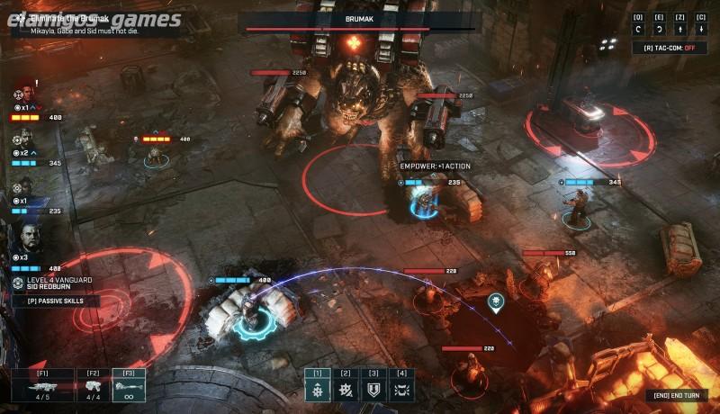 Download Gears Tactics