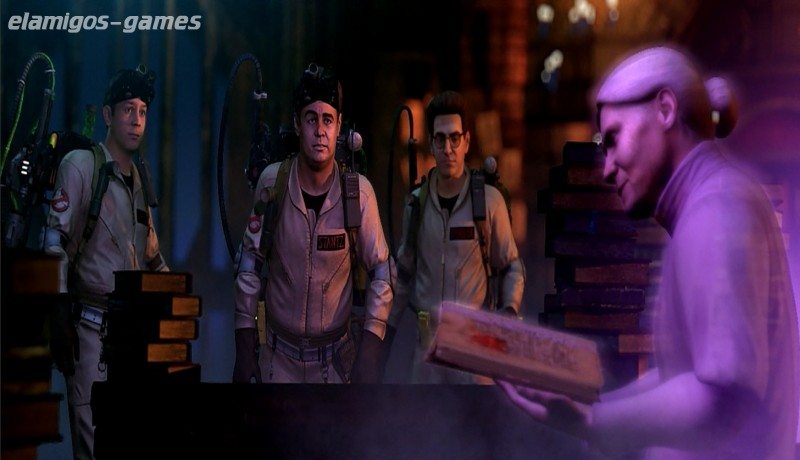 Download Ghostbusters The Video Game Remastered