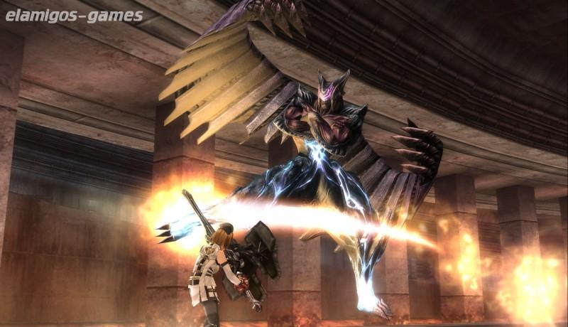 Download God Eater 2 Rage Burst