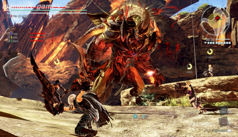 Download God Eater 3