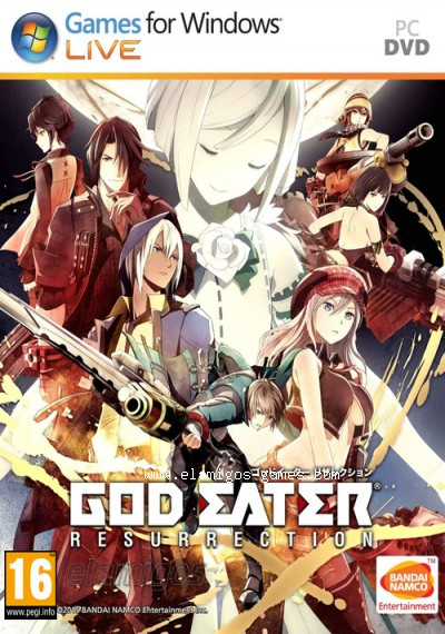 Download God Eater Resurrection