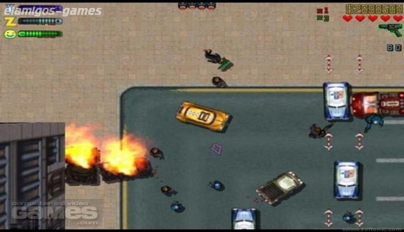 Download Grand Theft Auto 2