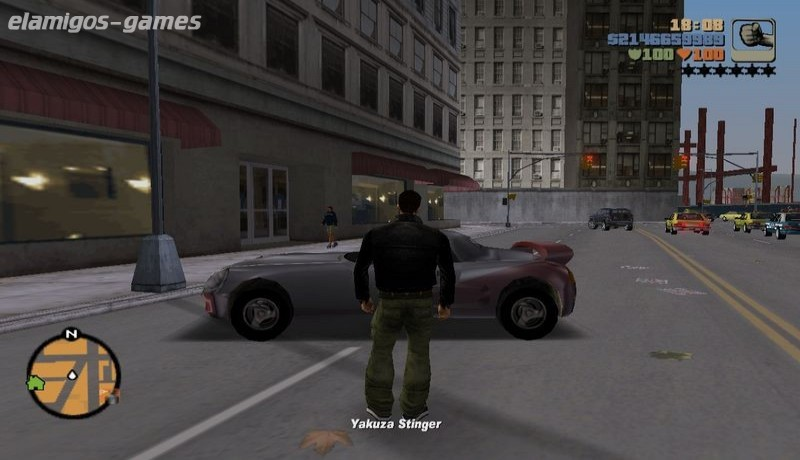 Download Grand Theft Auto 3
