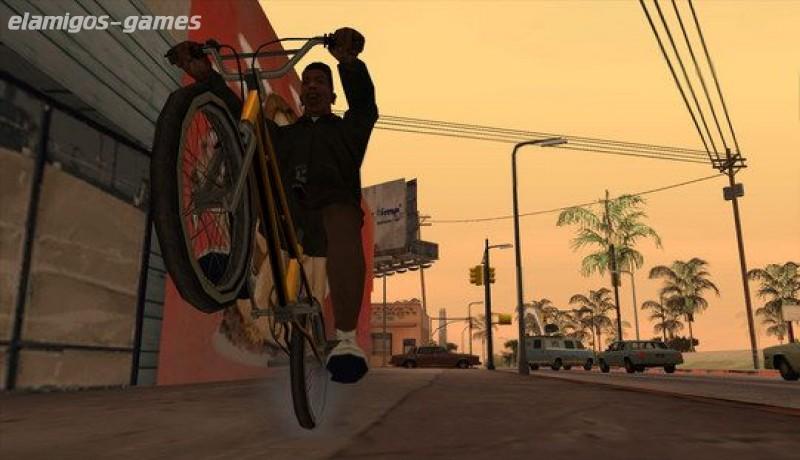 Download Grand Theft Auto San Andreas