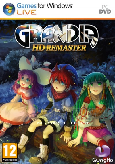 Download Grandia HD Remaster