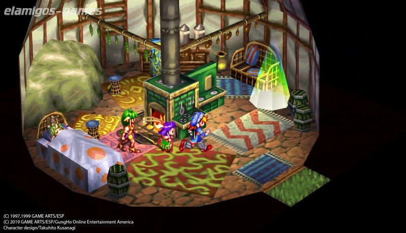 Download Grandia HD Remaster