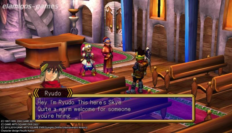 Download Grandia II Anniversary Edition / Grandia II HD Remaster
