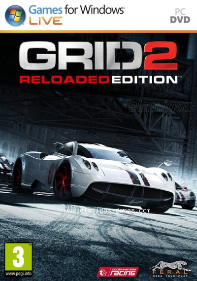 Download GRID 2 Reloaded Edition