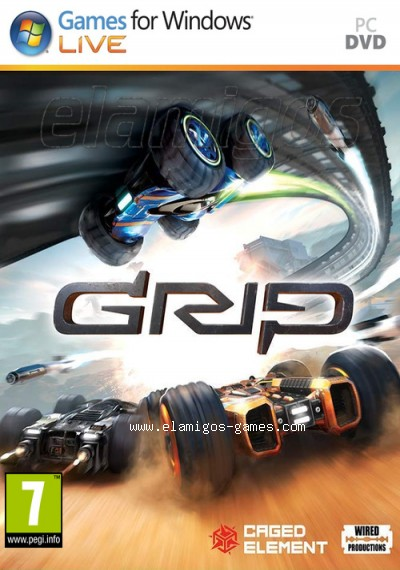 Download GRIP: Combat Racing