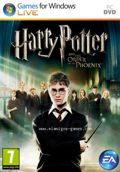 Download Harry Potter and the Order of the Phoenix