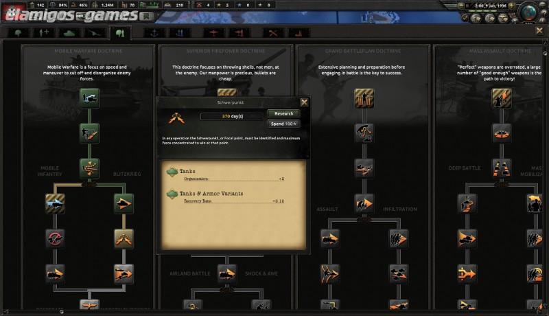 Download Hearts of Iron IV Field Marshal Edition