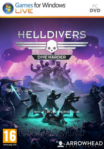 Download HELLDIVERS Digital Deluxe Edition