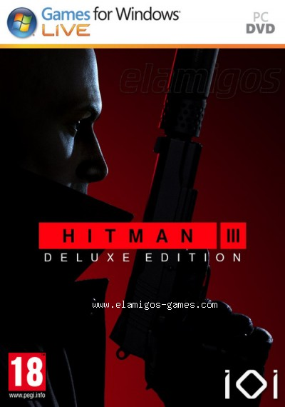 Download Hitman 3 Deluxe Edition