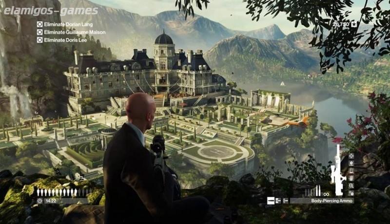 Download Hitman: Sniper Challenge [PC] [MULTi7-ElAmigos