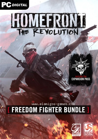 Download Homefront The Revolution Freedom Fighter Bundle