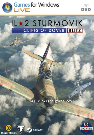 Download IL-2 Sturmovik: Cliffs of Dover Blitz Edition