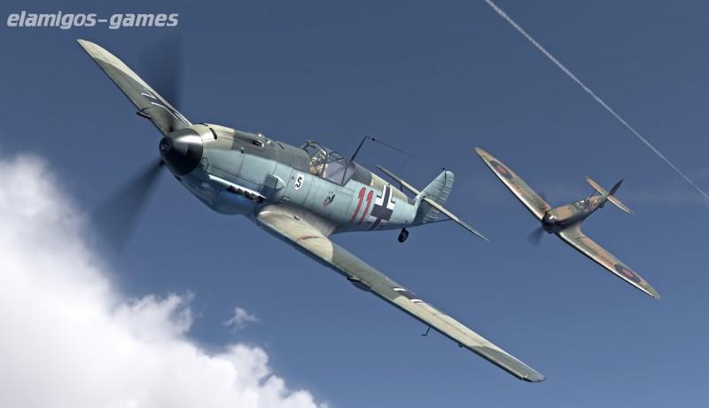 Download IL-2 Sturmovik: Cliffs of Dover Blitz Edition