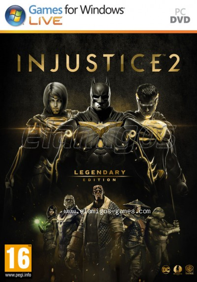 injustice 2 legendary edition pc torrent download