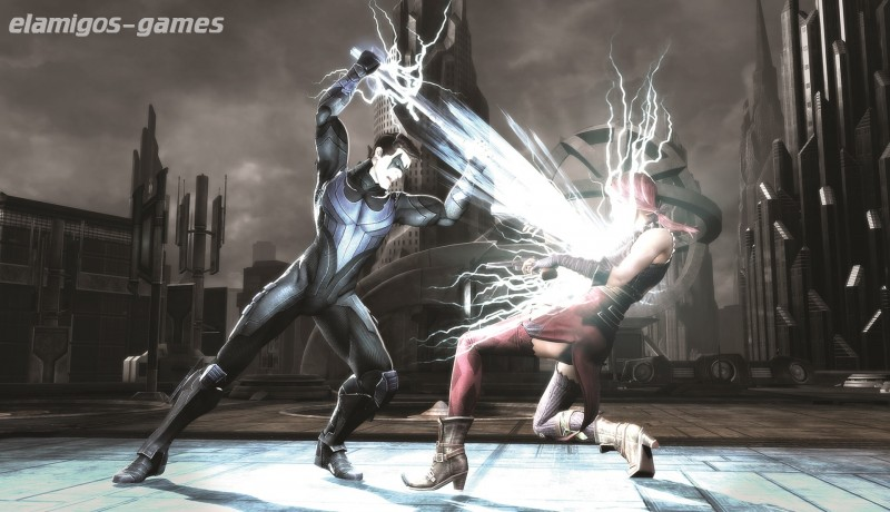 Download Injustice: Gods Among Us Ultimate Edition