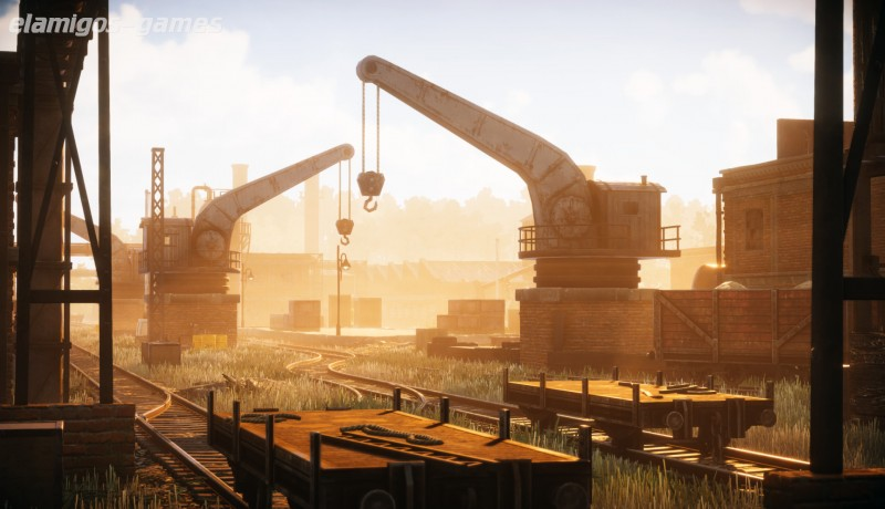 Download Iron Harvest Deluxe Edition