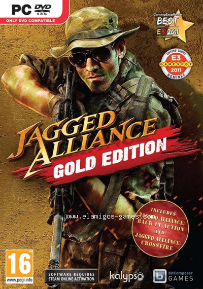 Download Jagged Alliance: Collector's Bundle