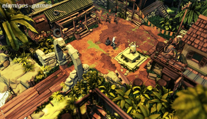 Download Jagged Alliance: Rage!