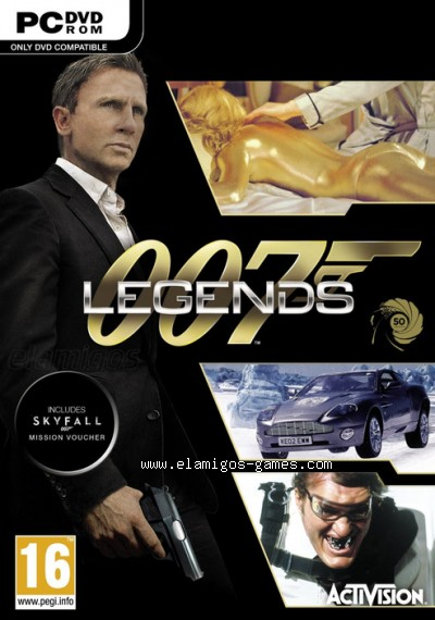 Download James Bond 007 Legends