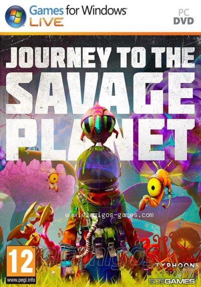 Download Journey to the Savage Planet