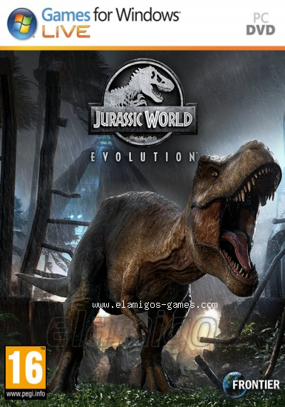 Download Jurassic World Evolution Deluxe