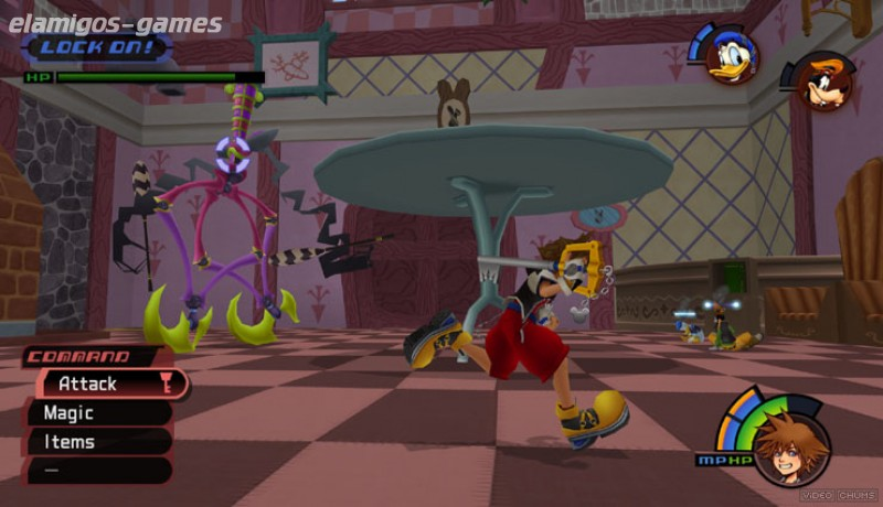 Download Kingdom Hearts HD 1.5 and 2.5 ReMIX