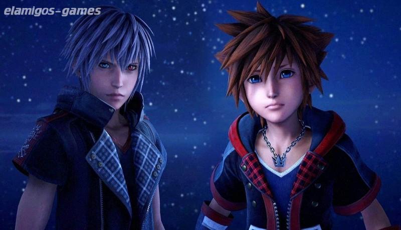 Download Kingdom Hearts III and Re-Mind