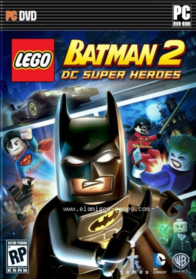 Download LEGO Batman 2: DC Super Heroes