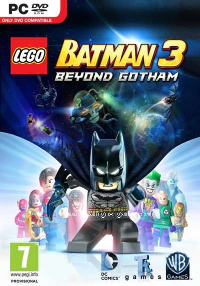 Download LEGO Batman 3 Beyond Gotham Complete