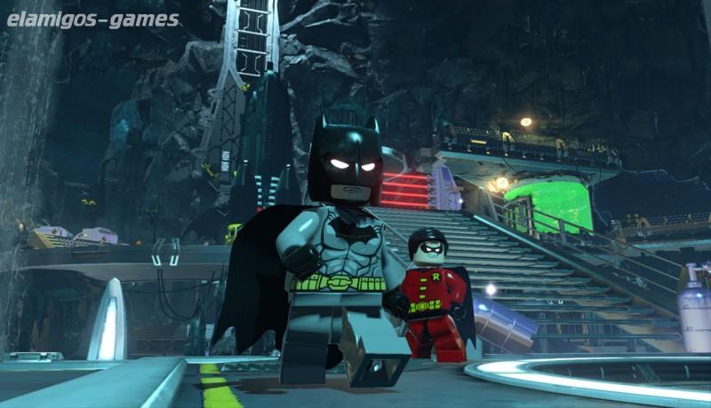 Download LEGO Batman 3 Beyond Gotham Complete
