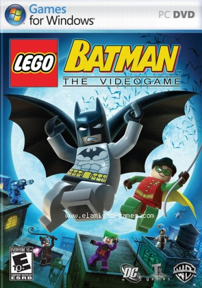 Download LEGO Batman: The Videogame
