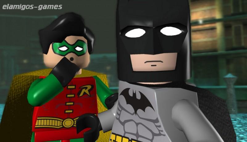 Download LEGO Batman: The Videogame