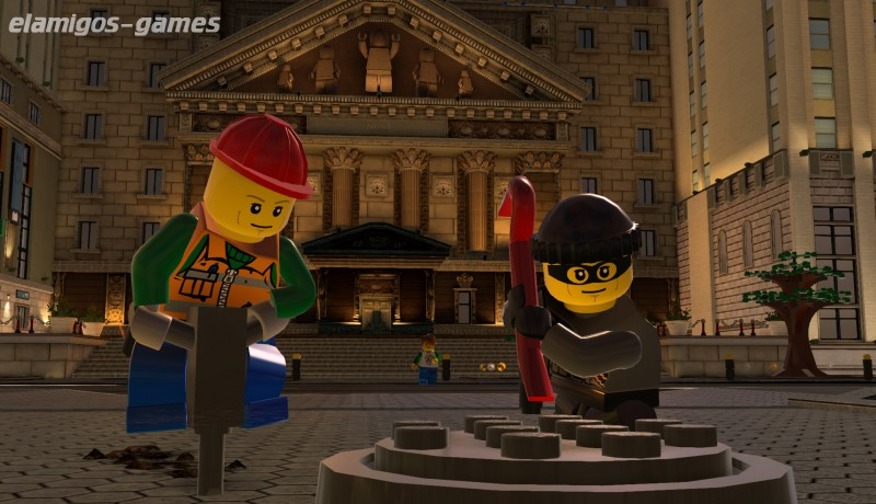 Download LEGO City Undercover