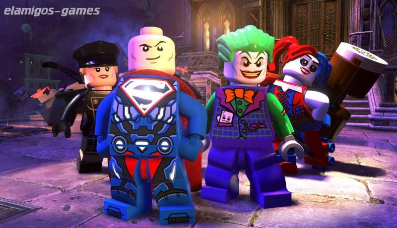 Download LEGO DC Super-Villains Deluxe Edition