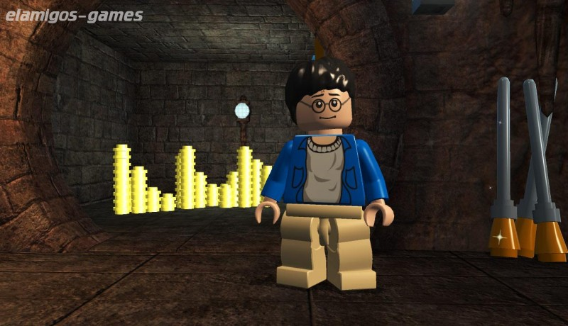 Download LEGO Harry Potter Years 1-4