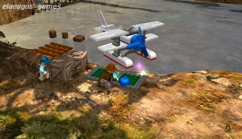Download LEGO Indiana Jones: The Original Adventures