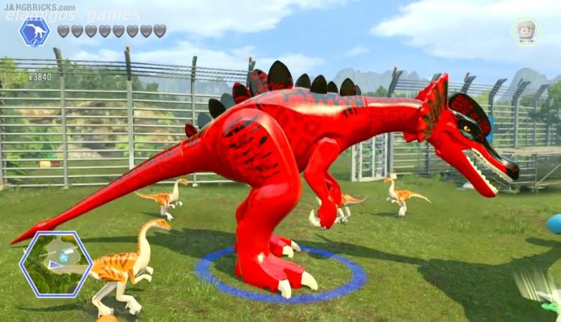 Download LEGO Jurassic World
