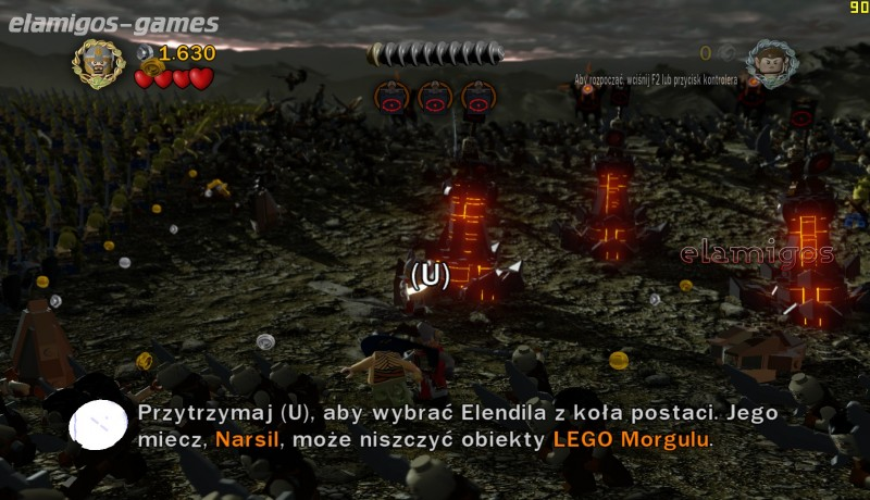 Download LEGO Lord of the Rings