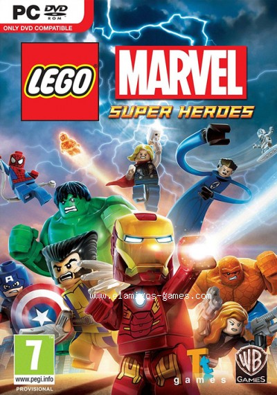 Download LEGO Marvel Super Heroes